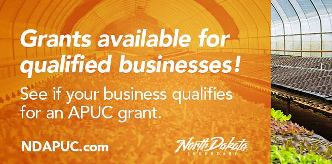 Grants available of qualified business!