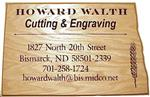 Howard Walth Cutting and Engraving