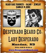 Desperado Beard Co./Lady Desperado